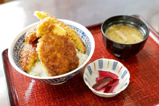 おすすめ チキンソースかつ丼 480円