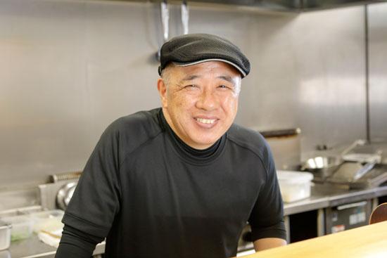 店主 山田 武士